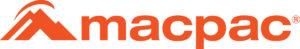 Macpac logo 2015 Orange